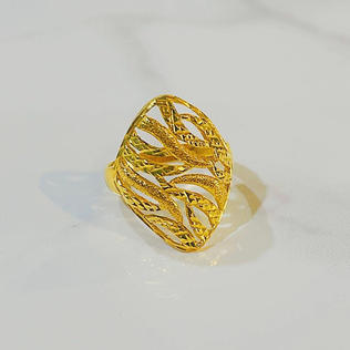Limited Edition Ring 016