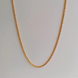 916 Gold Classic Necklace (sold out)