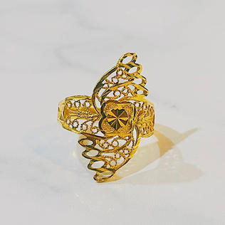Limited Edition Ring 004