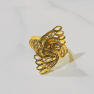 Limited Edition Ring 009