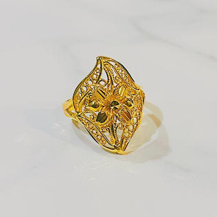 Limited Edition Ring 007
