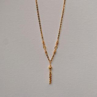 916 Gold Polo Chain