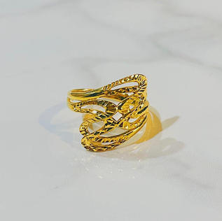 Limited Edition Ring 014
