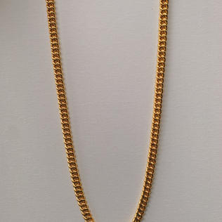 916 Gold Ring Necklace