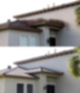AquaStream Housewashing a Gonzales Home