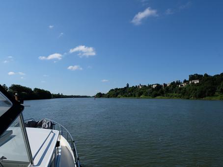 Épisode sur la Saône