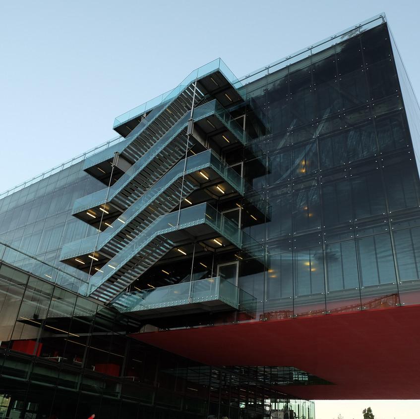Architecte : Odile Decq