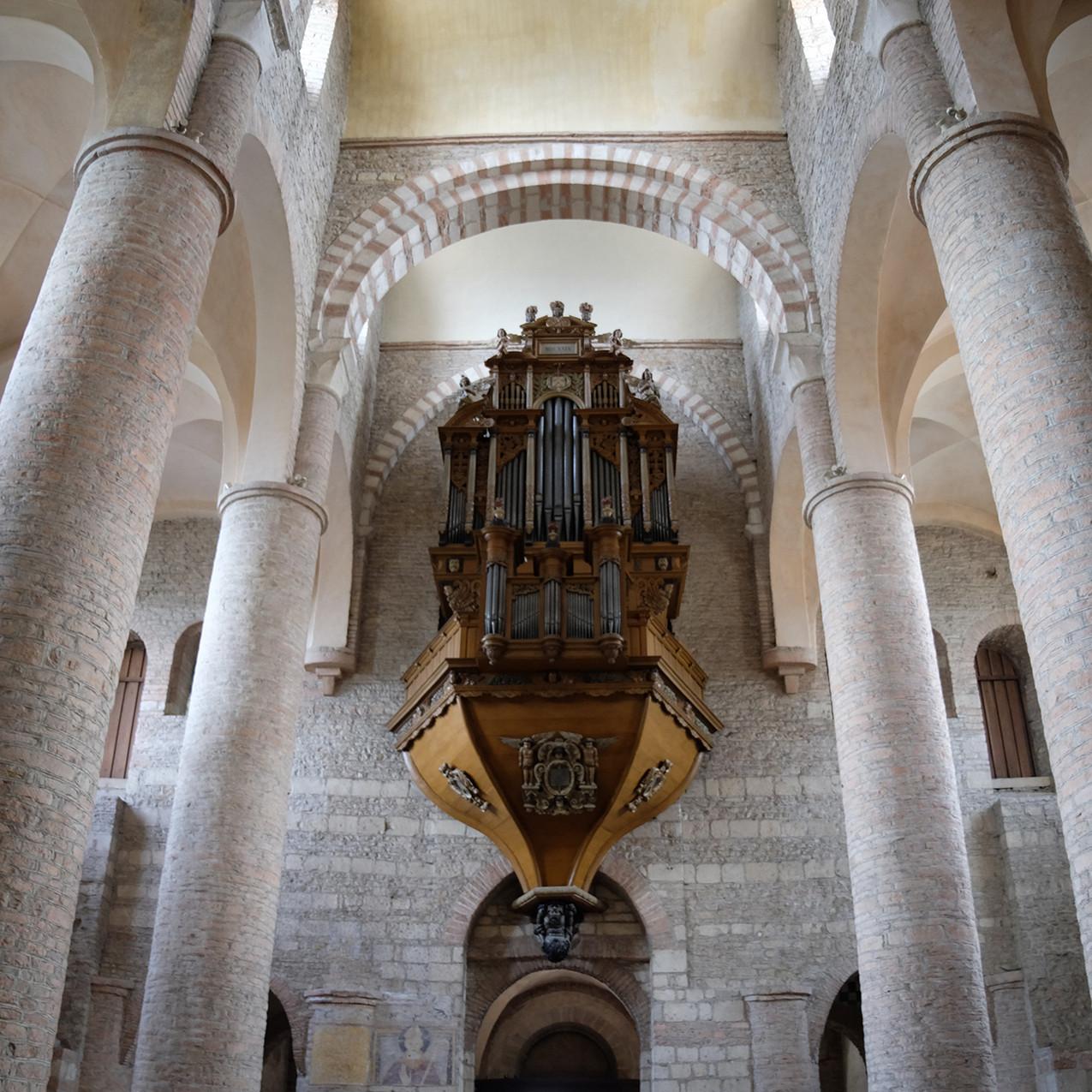 L'Orgue de Saint-Philibert
