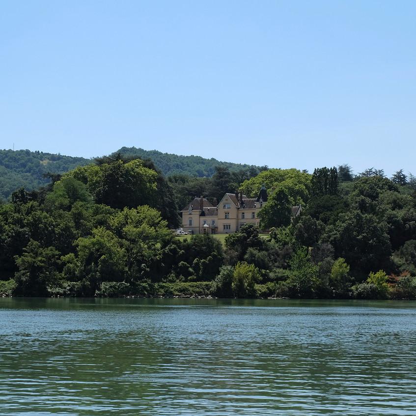 Le Château de la Ronceraie