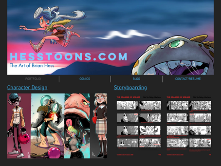 Website overhaul!