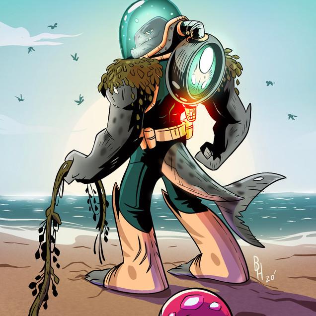 Shark Warrior