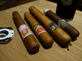 zigarrenabend im golfrestaurant leipold