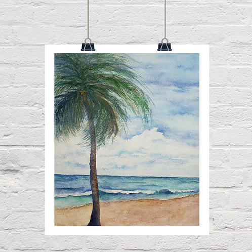 Feel the Breeze (SOLD)