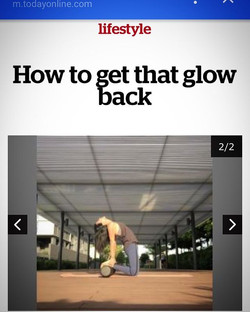 How To Get That Glow Back
