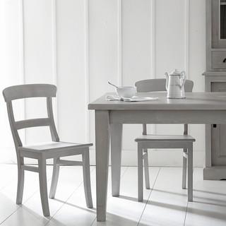 Beech chair - QUADRA - furniture