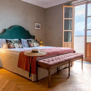 beds and headboards - QUADRA