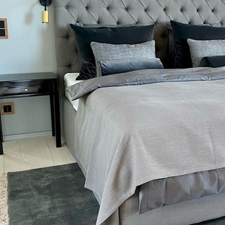 beds and headboards - upholstered bed - QUADRA