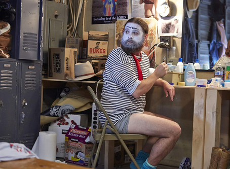 "What's Wannop Watching - 7/22- ""Baskets"""