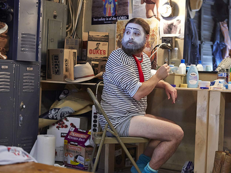"""What's Wannop Watching - 7/22- """"Baskets"""""""