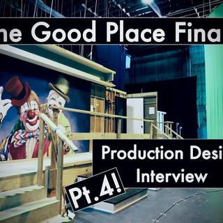 The Good Place Finale - Production Design Pt.4