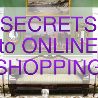 SECRETS TO ONLINE SHOPPING