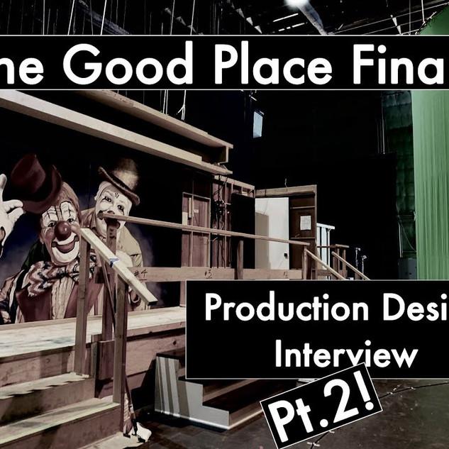 The Good Place Finale - Production Design Pt.2