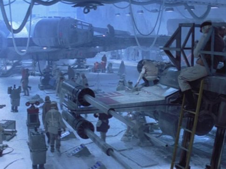 E is for Empire Strikes Back