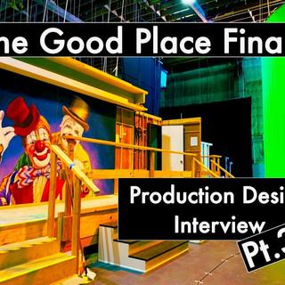 The Good Place Finale - Production Design Pt3