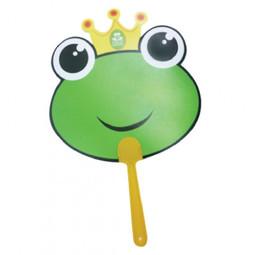Sakae Froggie Hand Fan