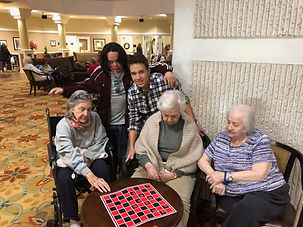 Senior Living Support Services
