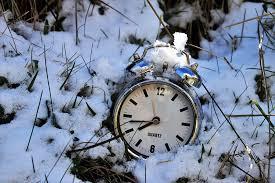 Changement d'heure d'hiver
