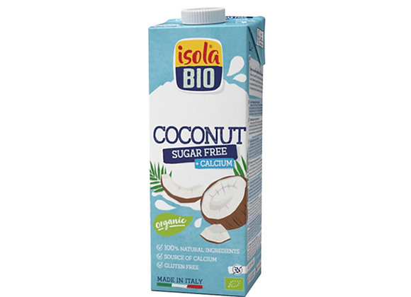Leche de coco sin Azucar