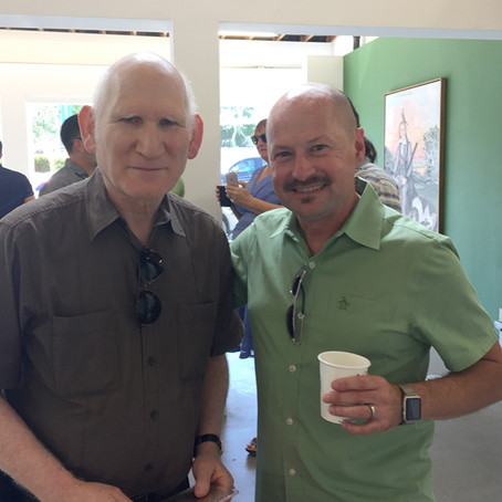 Legendary Critic, Peter Frank's Essay on the Nexus Series