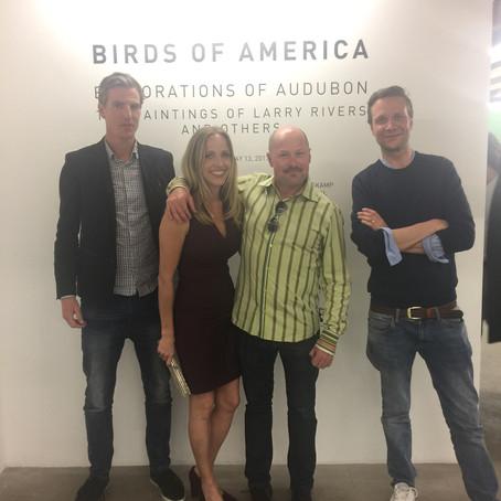 "101/Exhibit's ""Birds of America..."" to feature Paiement's Audubon rif"