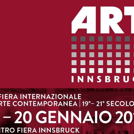 Adelinda Allegretti to feature Paiement's Hybrids at Art Innsbruck 2019