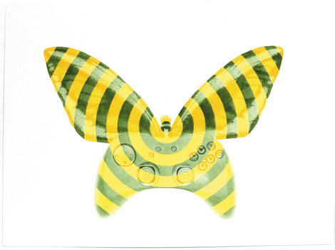 Nymphalidae Nintendae