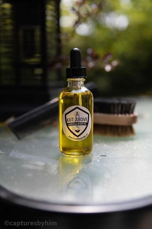 A.K.A Beard Essential Oil (2oz)