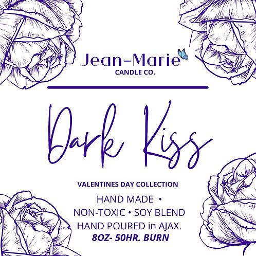 Dark Purple Kisses