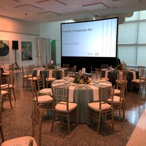 Corporate Event At The Birmingham Museum Of Art