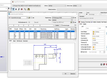 SolidCAMインタフェースの更新