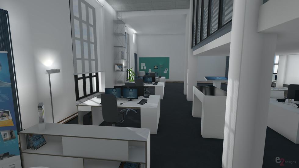 Unity5 Interior Visualization