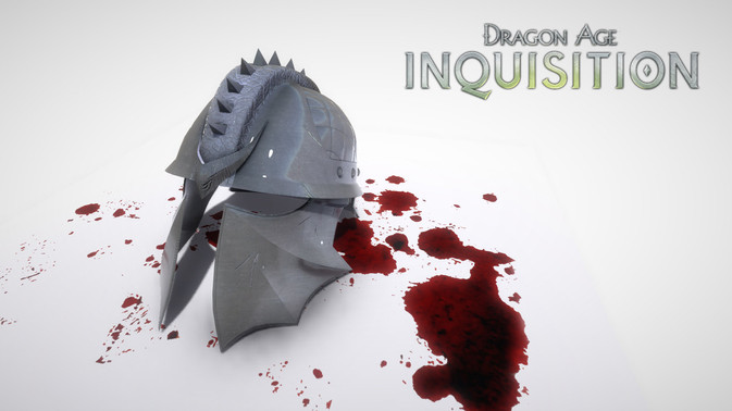 Dragon Age Inquistion Fan-Art Composition