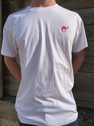 T-shirt Camel serie white Homme
