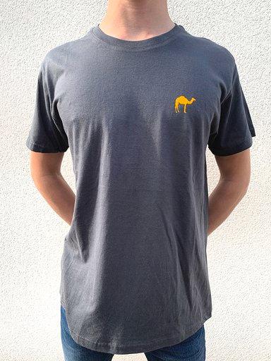 T-shirt Camel serie grey Homme