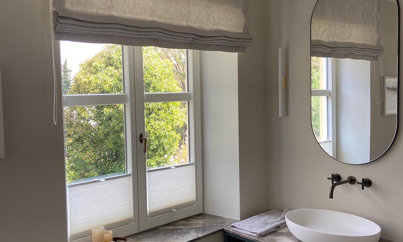 Sichtschutz - Sonnenschutz & Dekoration für eine gewisse Gemütlichkeit