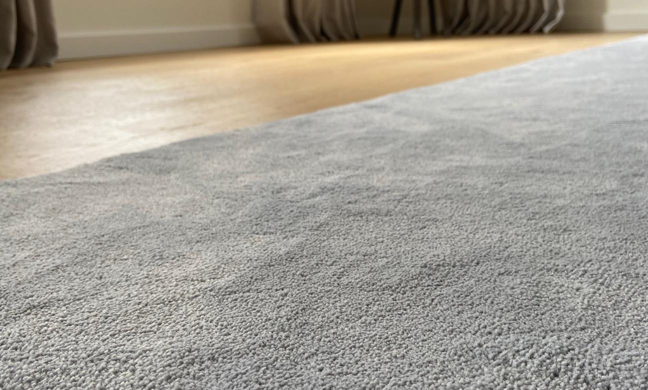 Maisfaser Teppiche auf Maß & Pflegeleicht