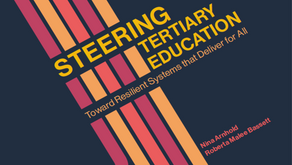 Steering Tertiary Education: A New World Bank Report