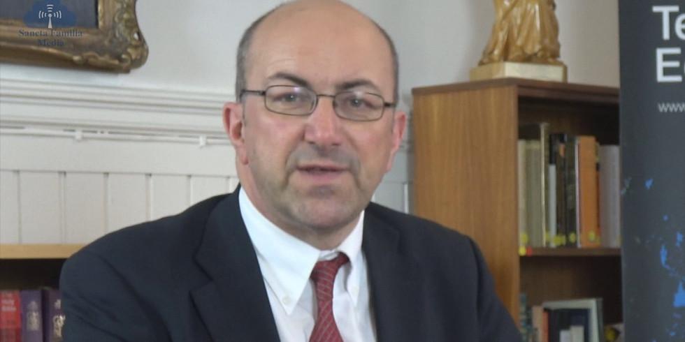 Impact of Laudato Si on Catholic Universities - IFCU Talk with Prof. Léonard Franchi