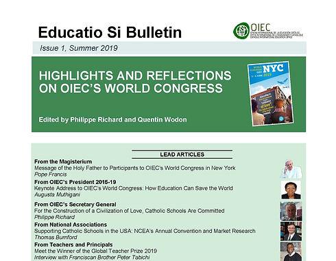 Educatio Si Bulletin - Summer 2019.jpg