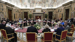 Pope Francis and Other Religious Leaders Discuss the Global Compact on Education